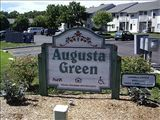 Augusta Green Apartments Site Sign