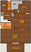 629 S. Division, 1st floor