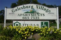 Welcome to Galesburg Village!
