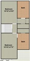 3430 Bent Trail, 2nd floor