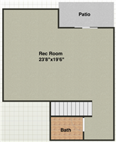 4326 Hillside, lower level