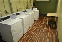 Renovated Laundry with New Equipment