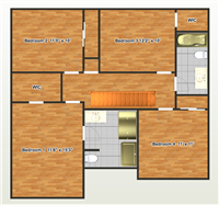 3626 Fieldcrest 2nd Floor