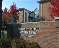 Petoskey sign