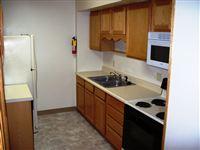 1-bedroom Kitchen
