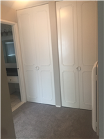 600 sf hall closets