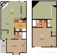 Parkside TownHomes Floorplans (1)