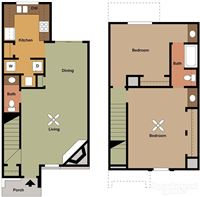 Parkside TownHomes Floorplans (4)