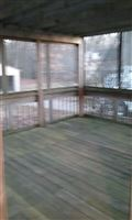 Eagle Lake Screened in Deck