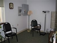 Waiting Area/Game Room