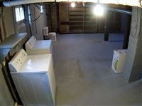 Basement with Laundry and toilet