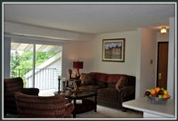 Baypointe Model living room