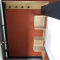 extra storage in bedroom 1