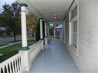 Large Wrap-around Front Porch
