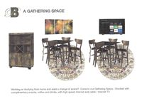 gathering space