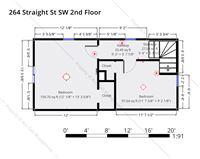 264 Straight St SW 2nd Floor