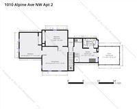 1010 Alpine Ave NW Apt 2