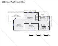 52 Holland Ave NE Main floor