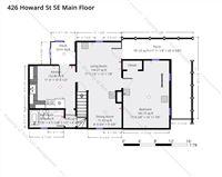 426 Howard st SE Main Floor