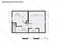 426 Howard st SE 2nd Floor