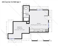 435 Carrier St NW Apt 1