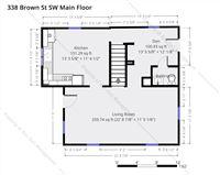 338 Brown St SW Main Floor
