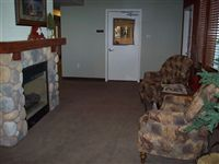 Entry way to Property