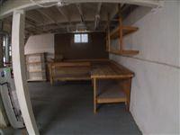 basement work bench