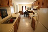 Galley Style Kitchen