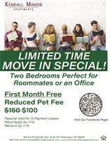Princeton Management / Michigan - 6 - Kendall Manor Apartments