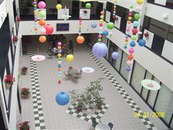Avery Square Atrium