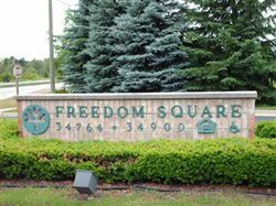 Entry to Freedom Square