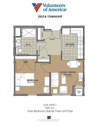 Delta River Senior Village 6090 W Michigan Ave Lansing