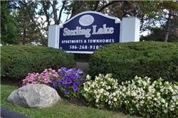 Sterling Lake Apartments & Townhomes, Sterling Heights, MI