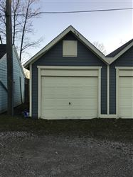 Enclosed Garage