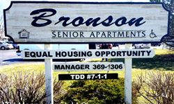 Welcome to Bronson Senior Apartments