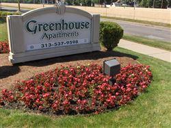 Greenhouse Sign Logo