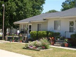 Neighbors and yard