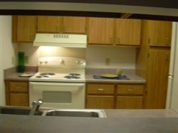 partial kitchen layout