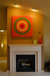 Fireplace 9448