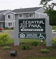 Welcome to Center Park