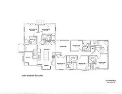 120 Packard unit 1 floor plan