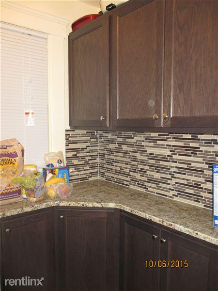 Upgraded Kitchen Pantry