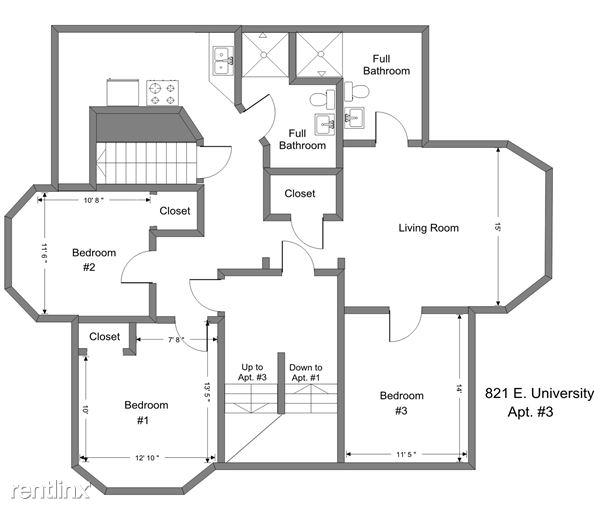 821 E.U. - 2nd Floor
