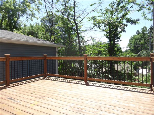 Private Deck (off of Living Room)