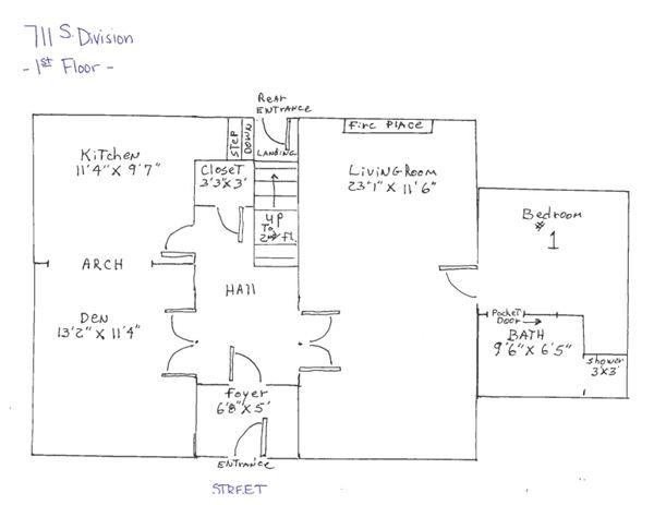 711 Division - 1st Floor