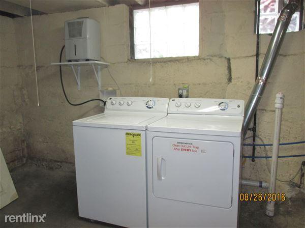 1105 White Basement and Laundry 2016