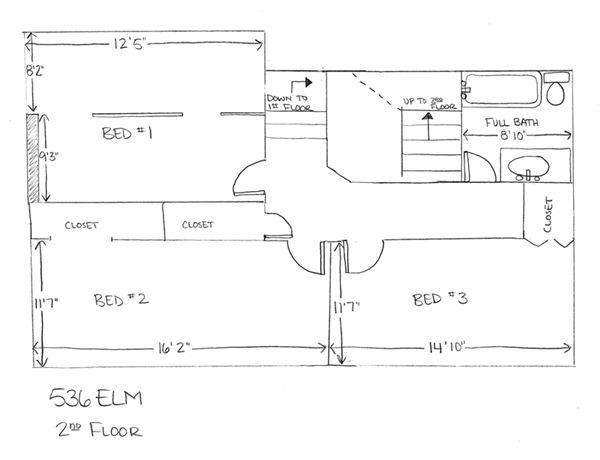 536 Elm - 2nd Floor