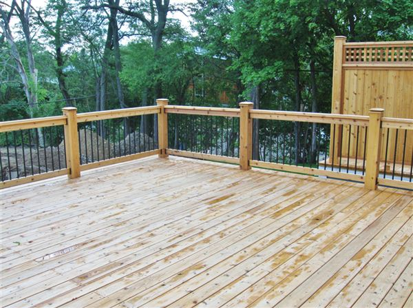 Back Deck (view 1 of 2)
