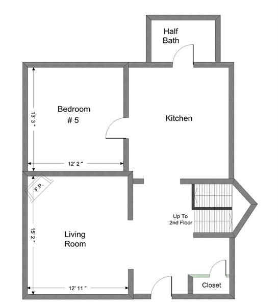 807 Arch - 1st Floor